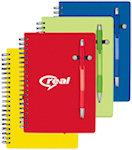 7 x 5 Pen Buddy Notebooks